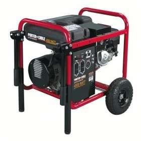 Porter Cable 4500 Watt Generator 9hp Honda #H451CS W R