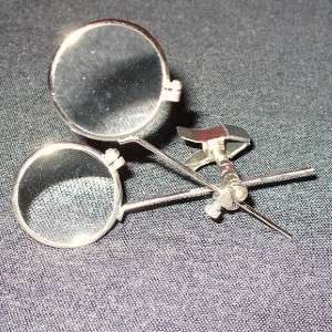 Steampunk Magnifying Lens Glasses Loops Goggles