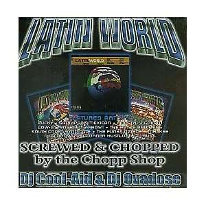 Latin World Screwed And Chopped Lifestyl, South Park Mexican