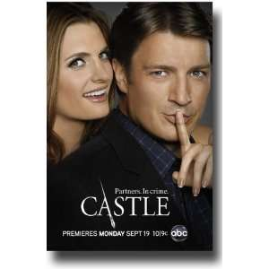 17   Season Four   Stana Katic Nathan Fillion Partners