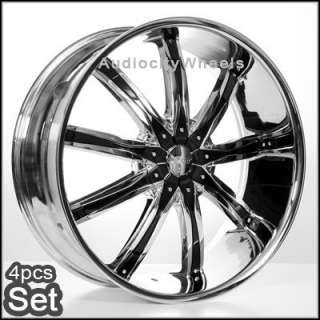 24 inch Wheels,Rims Chevy,Ford,Escalade,Almada Tahoe H3
