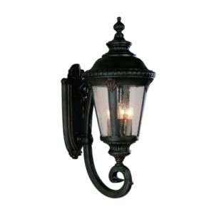 Trans Globe 4 Light Outdoor Sconce Rust 5042RT