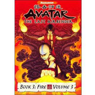 The Last Airbender   Book 3 Fire, Vol. 3 (Full Frame) TV Shows