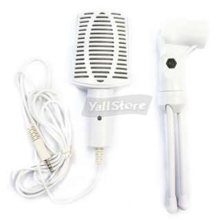 New US SL M5 Sound Microphone White High Quality