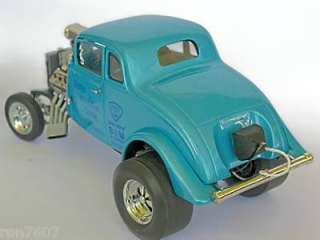 Stone Woods Cook 118 Diecast DIE CAST Car 1933 Willys Gasser