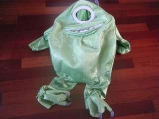 MONSTERS INC. MIKE WAZOWSKI KIDS HALLOWEEN COSTUME