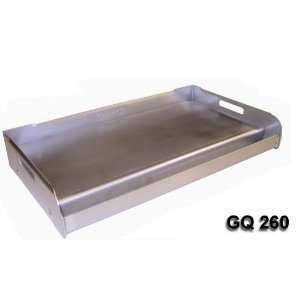 Little Griddle GQ260 Stainless Steel GriddleS for BBQ