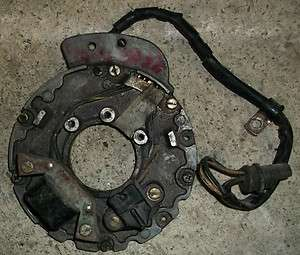 45 / 55 HP JOHNSON / EVINRUDE OMC OUTBOARD IGNITION PLATE STATOR