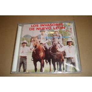 De Nuevo Leon Amor a La Ligera (Audio Cd 1997): Los Invasores De Nuevo