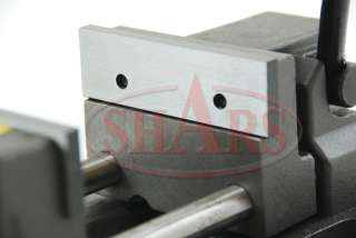 easy setting by sliding steel bar clamping pressure adjustable