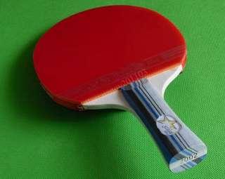 Ping Pong Table Tennis Racket Paddle Bat DHS 2002 NEW