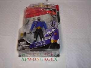Power Rangers Samurai Switch Morphin Blue Ranger