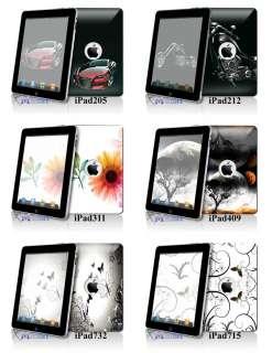 Apple iPad Skin Sticker w. Matching Wallpaper ipad909