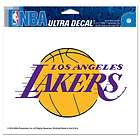 LOS ANGELES LAKERS NBA BASKETBALL ULTRA DECAL TEAM LOGO