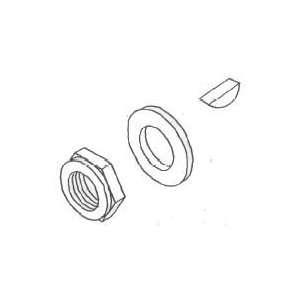 Teleflex Marine Steering Wheel Shaft Nut   TEL747521