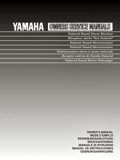473 YAMAHA AMPLIFIERS SERVICE REPAIR OWNERS MANUALS