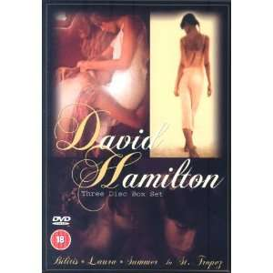 The David Hamilton Collection (3 DVD Box Set) [NON USA FORMAT, PAL